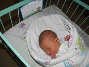Jiří Karchutňák se narodil 5. února mamince Michaele Stuchlíkové z Karviné. Po narození dítě vážilo 2940 g a měřilo 48 cm.