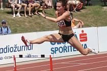 Denisa Rosolová si v Londýně zaběhne finále na 400 m překážek.