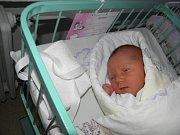 Anežka Janková se narodila 26. prosince paní Ivetě Pryczkové z Karviné. Když přišla holčička na svět, vážila 3500 g a měřila 50 cm.
