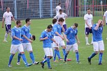 Havířovští fotbalisté zvládli důležitý zápas.