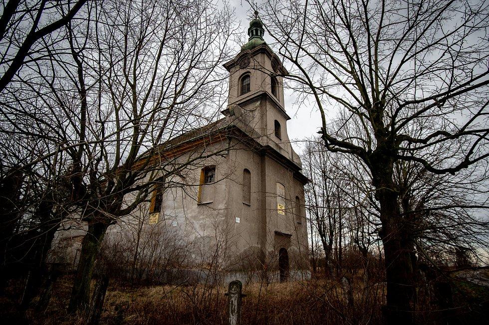 Kostel svaté Barbory v Karviné.