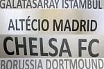 Chybně uvedené názvy fotbalových klubů.