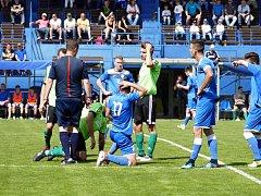 Havířovští fotbalisté se prezentovali kombinační hrou a zaslouženě zvítězili.