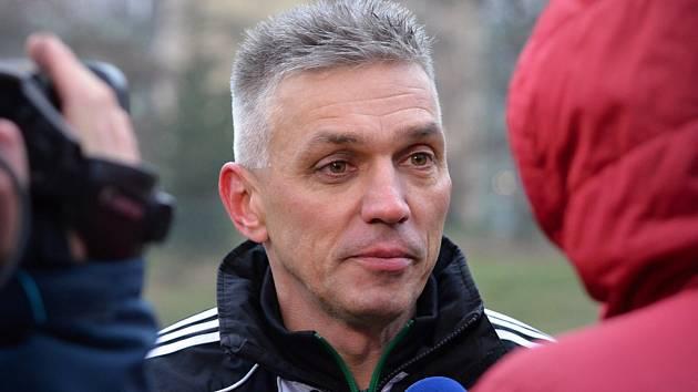 Norbert Hrnčár je novým trenérem Karviné.