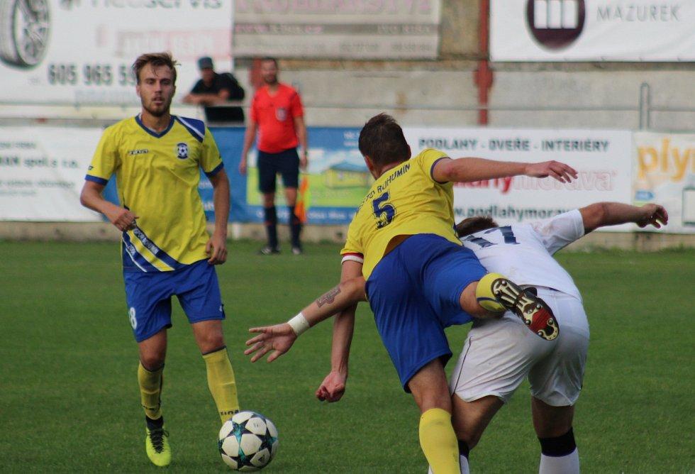 Derby vítěze nepoznalo, Bohumín srovnal v 92. minutě.