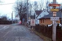Lidé si svou městskou část Zimný důl přejmenovali na Rumunsko.