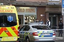Lupiči přepadli zlatnictví v centru Havířova.
