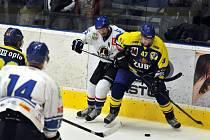 Orlovští hokejisté nadále tápou. Spalování šancí se jim těžce nevyplácí.