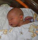 Tobiasek se narodil 7. července mamince Janě Gašperové z Petrovic. Po narození dítě vážilo 3670 g a měřilo 50 cm.