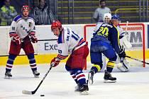 Karvinští hokejisté jdou herně nahoru.