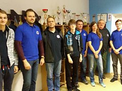 Orlovští šachisté letos hrají v první lize.