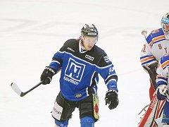 Jakub Kotala zažívá druhou sezonu v dresu hokejového Havířova.