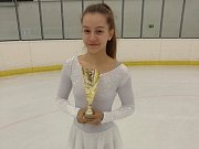 Karin Kenická získala republikový titul z kategorie žaček.