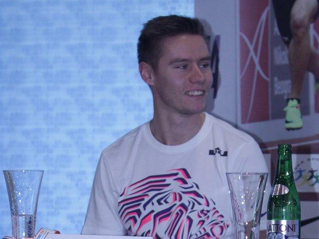 Pavel Maslák je na pár dní doma.