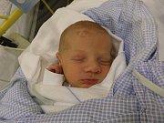 Andreas Košťany ze Stonavy se narodil 2. prosince v Třinci. Měřil 50 cm a vážil 3210 g.