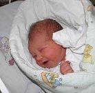 Gábinka Síkorová se narodila 11. prosince paní Nikole Síkorové z Karviné. Po porodu dítě vážilo 3100 g a měřilo 49 cm.