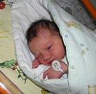 Beátka Grelová se narodila 19. prosince paní Pavle Grelové z Karviné. Porodní váha miminka byla 2670 g a míra 47 cm.