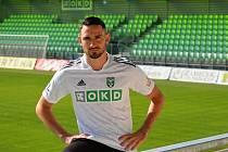 Eldar Šehić je novou posilou MFK Karviná.