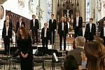 Koncertní sbor permoník při vystoupení v německé Kostnici. Ilustrační snímek.
