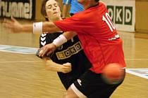 Mladí házenkáři Karviné pokračovali ve svých soutěžích.