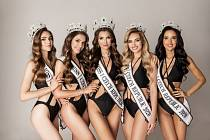 Finalistky Miss Czech Republic 2020.
