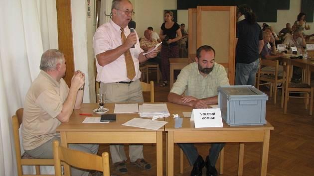 Orlovští zastupitelé volili nové vedení města.