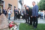 V Petrovicích si společně s kolegy z obce Godów připomněli 100 let od vypuknutí 1. slezského povstání.