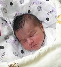 Natálka se narodila 15. ledna paní Sáře Nistorové z Karviné. Po porodu miminko vážilo 3070 g a měřilo 46 cm.