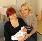Albert Prachař se narodil 19. ledna paní Lucii Prachařové z Ostravy. Porodní váha chlapečka byla 3100 g a míra 47 cm.