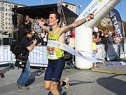 Vítězem desítky a zároveň mistrem Moravy a Slezska v silničním běhu se stal Marek Chrascina.