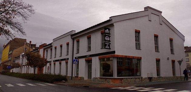 VČeském Těšíně vzniklo ze staré továrny nové centrum služeb a obchodu TAZO.