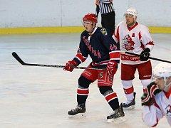 Karvinští hokejisté ve Vsetíně neuspěli.
