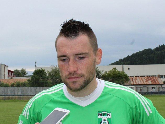 Martin Berkovec je už v Karviné.