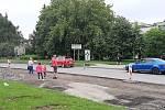 Složitá je dopraví situace v centru Orlové. U nemocnice začala oprava kruhového objezdu u tamní nemocnice a vjezdu na sídliště V. etapa. Jezdí se kyvadlo na semafory.