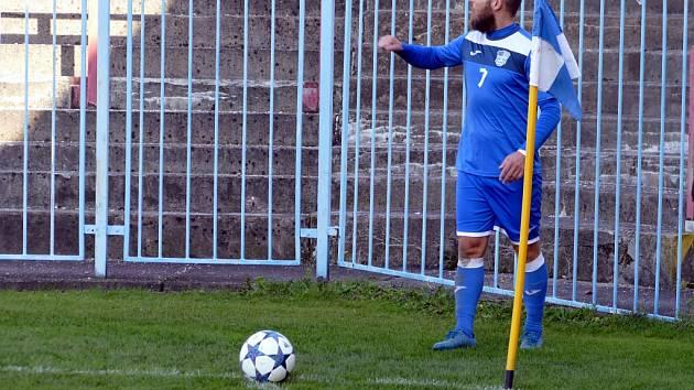 Miroslav Matušovič a jeho spoluhráči prohráli ve Slavičíně.