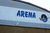 V názvu stadionu už zůstala jen aréna.