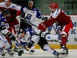 Hokej: Frýdek-Místek - Havířov