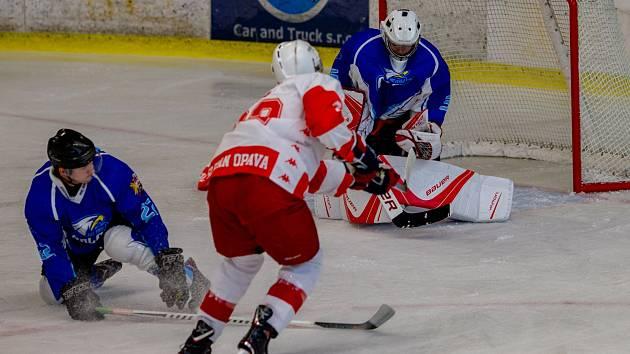 Orlová zvládla duel v Opavě a slaví záchranu v soutěži.