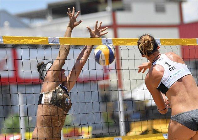 Karin Žolnerčíková má za sebou další letní turnaje.