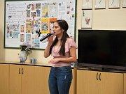Páteční podvečer na Základní škole Moravská v Havířově-Šumbarku patřil 27. ročníku populární soutěže o nejvtipnější a nejšikovnější středoškolačku okresu Karviná, Miss Karkulka Vesna Tours 2017.