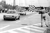 Mezinárodní automobilové závody Havířov - Šenov.