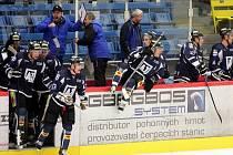 Mají to za sebou. Hokejisté Havířova v neděli ukončili náročný víkend na Vysočině.