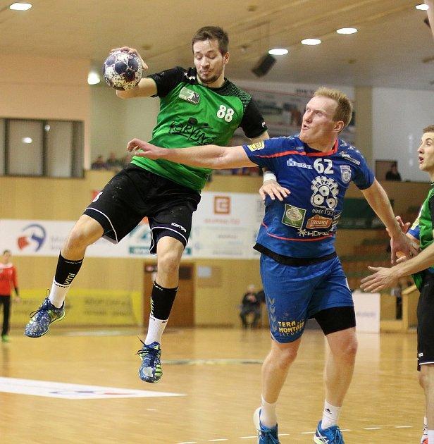 Výborně zahrál proti Brnu iJiří Užek (umíče).