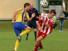 Orlovští fotbalisté si zase zatopili.