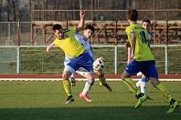 Bohumínský Jakub Padých se gólově prosadil i v posledním kole divize.
