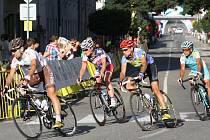 Tour de Pologne se jel i v ulicích Českého Těšína.