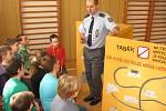 Preventivní projekt varuje děti před riziky a závislostmi.