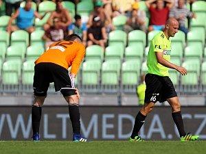 Fotbal: Karviná - Mladá Boleslav