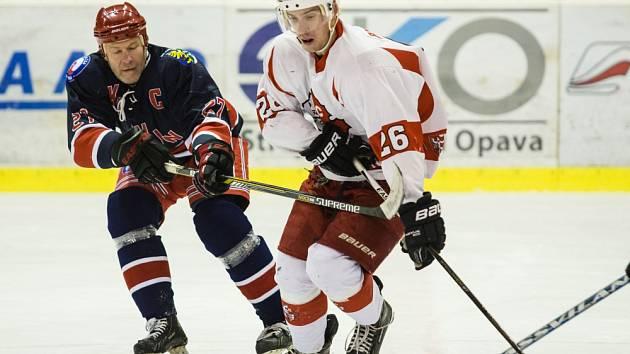 Startuje finále krajské ligy v hokeji.