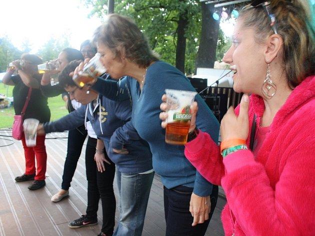 Pivní slavnosti v Bohumíně.